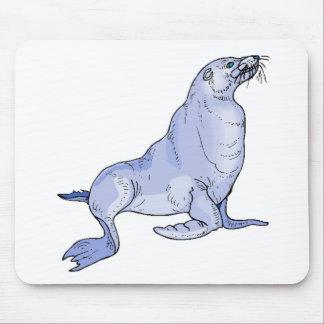 Sea Lion Mouse Pads