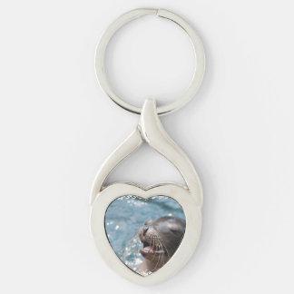 Sea Lion Key Chain