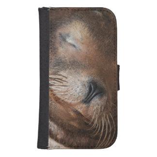 Sea Lion Galaxy S4 Wallet Cases