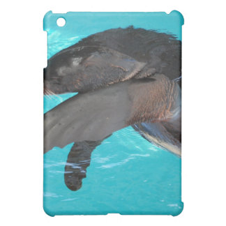 Sea Lion Playing iPad Case