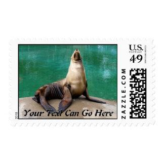 Sea Lion Postage