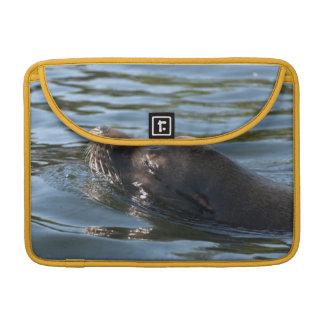 Sea Lion Sleeve For MacBooks