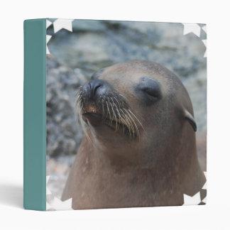 Sea Lion Star Binder