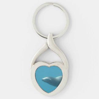 Sea Lion Underwater Keychain