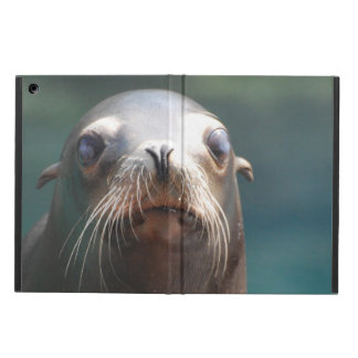 Sea Lion with Whiskers iPad Air Cover