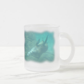 Sea Lions Frosted Mug 2
