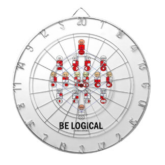 Sea lógico (el diagrama de Tesseract Hasse de la Tablero Dardos