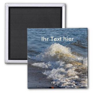 sea 2 inch square magnet