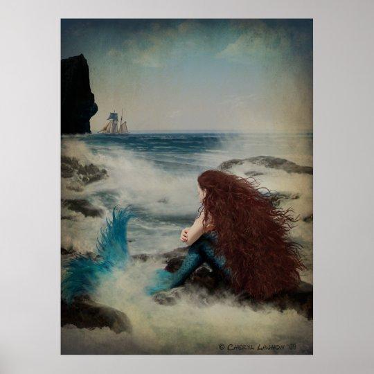 Sea Maiden Poster