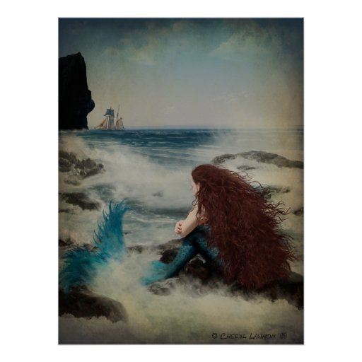Sea Maiden Posters