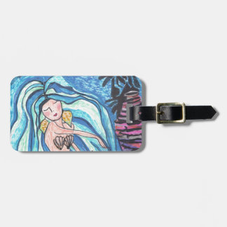 Sea Maiden Tag For Luggage
