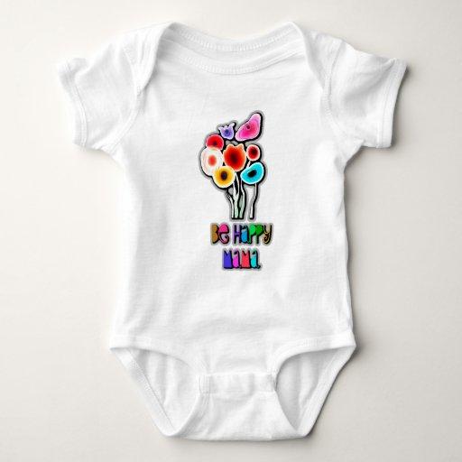 sea mamá feliz body para bebé