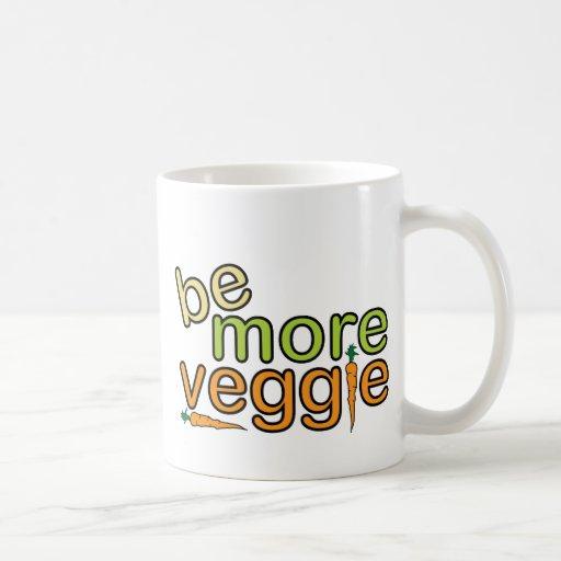 Sea más Veggie Taza