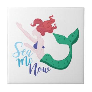 Sea Me Now Tile