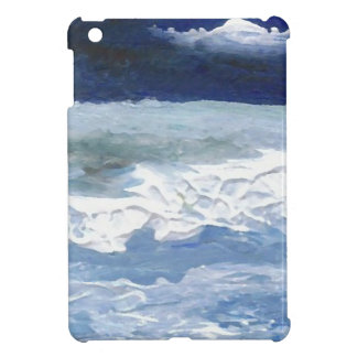 Sea Meeting Rocks Ocean Waves Art Gifts Case For The iPad Mini