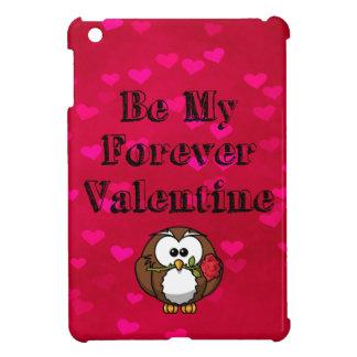 Sea mi búho de la tarjeta del día de San Valentín