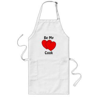 Sea mi delantal del cocinero