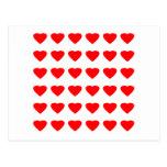 Sea mi jGibney de los corazones 36Red Transp de la Postal