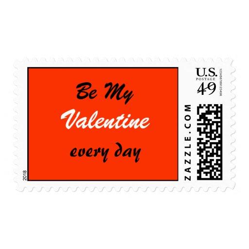 Sea mi tarjeta del día de San Valentín cada día Envio