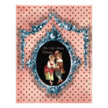 Sea mi tarjeta del día de San Valentín dulce Membrete A Diseño