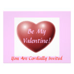¡Sea mi tarjeta del día de San Valentín! - Invitac