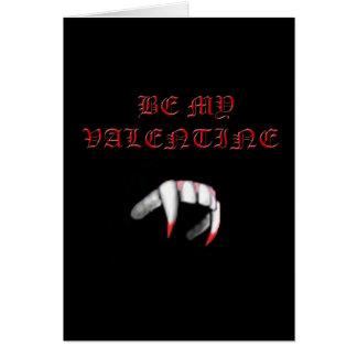 Sea mi tarjeta del día de San Valentín para siempr