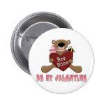 Sea mi tarjeta del día de San Valentín Pins