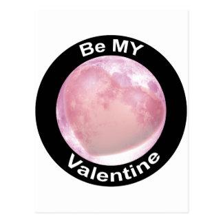Sea mi tarjeta del día de San Valentín Postales
