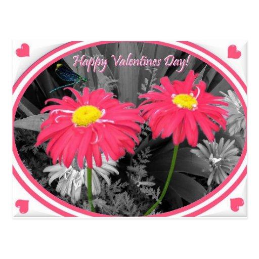 ¡Sea mi tarjeta del día de San Valentín! Postales