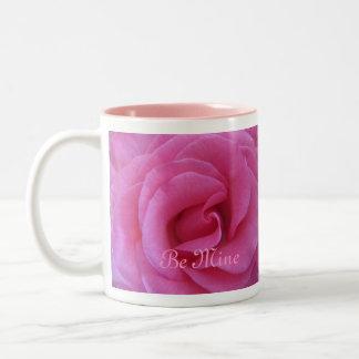 Sea mina taza de café de dos colores