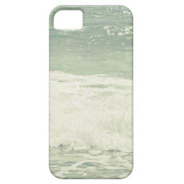 Beach Themed Sea Mint green iPhone SE/5/5s Case