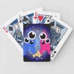 Sea mis naipes del perro del galán baraja de cartas