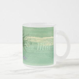 Sea Mist Frosted Mug