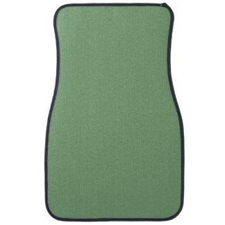 SEA MIST GREEN (solid color) ~ Car Mat