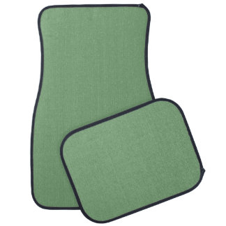 SEA MIST GREEN (solid color) ~ Floor Mat