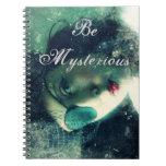 Sea misterioso libros de apuntes