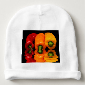 Sea mixed peppers baby beanie