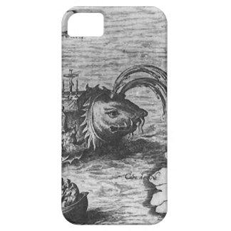Sea Monster/Creature/Kraken iPhone 5 Cover/Case iPhone SE/5/5s Case