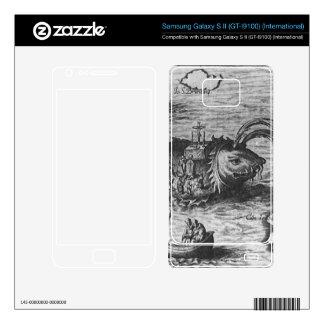Sea Monster/Creature/Kraken Samsung Galaxy Skin Samsung Galaxy S II Skin
