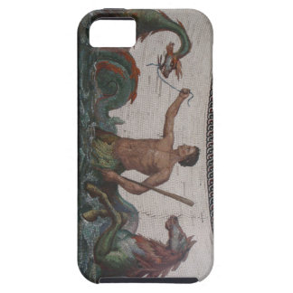 Sea Monster mosaic case for iPhone 5