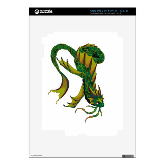 Sea Monster Skin For iPad 3