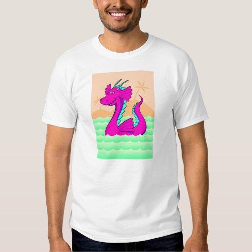 Sea Monster T-shirts