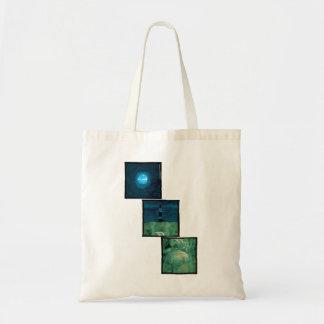 Sea moon tower bag