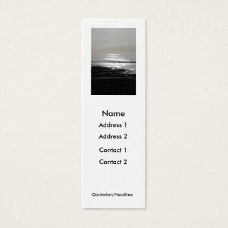 sea, Name, Address 1, Address 2, Contact 1, Con... Mini Business Card