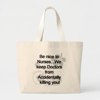 Sea Niza a las enfermeras Bolsa