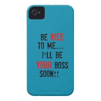 Sea Niza a mí caso del iPhone 4 iPhone 4 Cárcasa