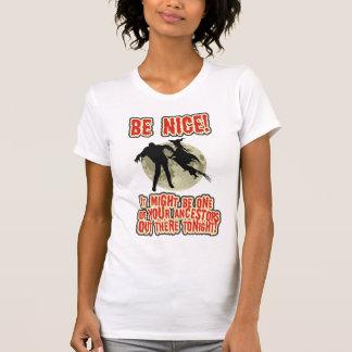 Sea Niza en Halloween Camiseta