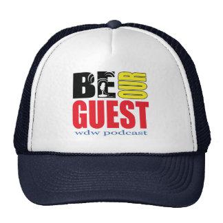 Sea nuestro gorra del camionero del podcast de la