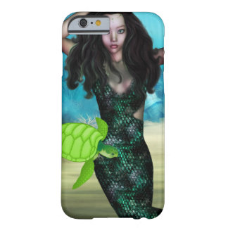 Sea Nymph Barely There iPhone 6 Case