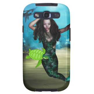 Sea Nymph Galaxy SIII Covers